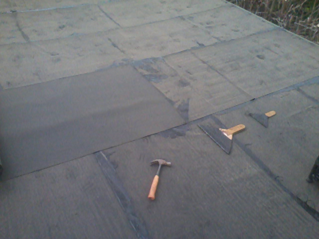 Solar Paint Finish Flat Roof 03