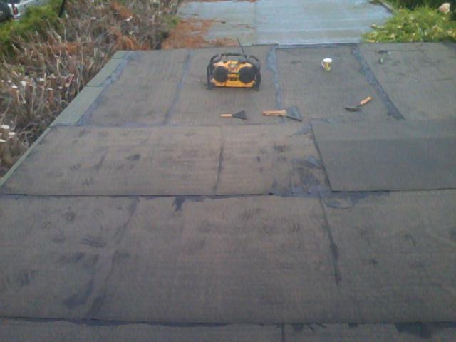 Solar Paint Finish Flat Roof 05