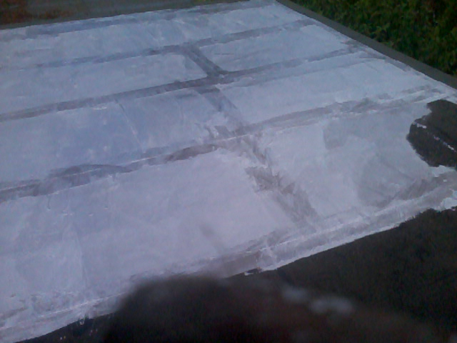 Solar Paint Finish Flat Roof 00