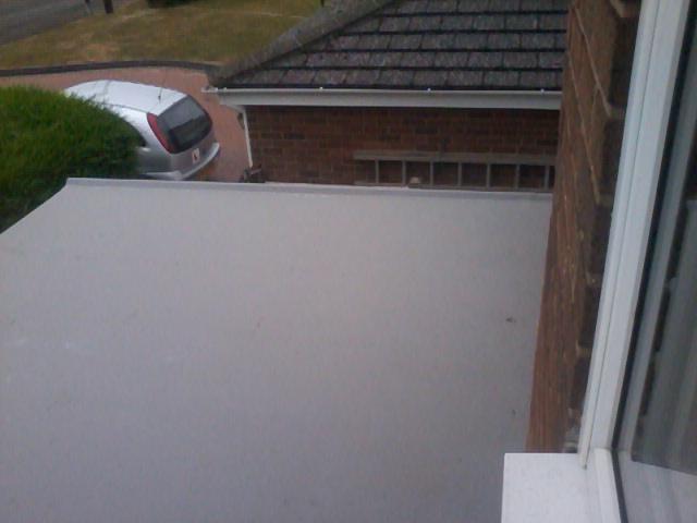 Super Seal Finish Flat Roof 01
