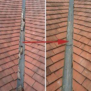 Stratford Tiled Roofs - Gully Repair
