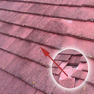 Stratford Tiled Roofs - Tile Repair